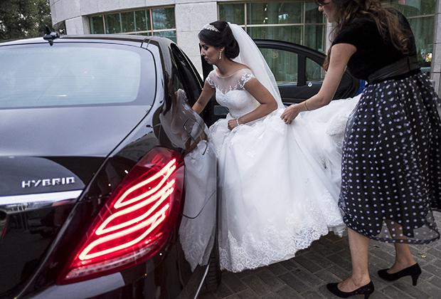 Невеста в Ташкенте, 2015 год