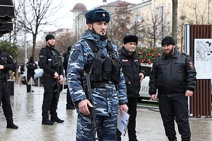 Кадыров оценил действия полицейских после нападения боевиков в Грозном