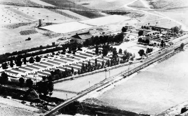 Лагерь Миранда-де-Эбро