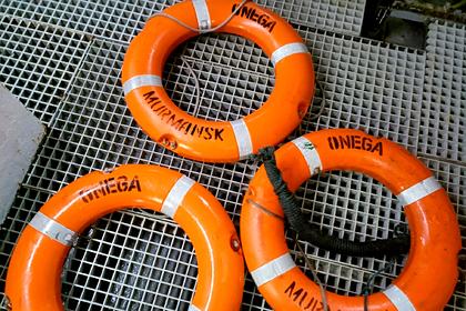 Раскрыты подробности крушения судна «Онега» в Баренцевом море
