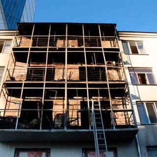 Жителям российской многоэтажки велели освободить дом из-за ремонта