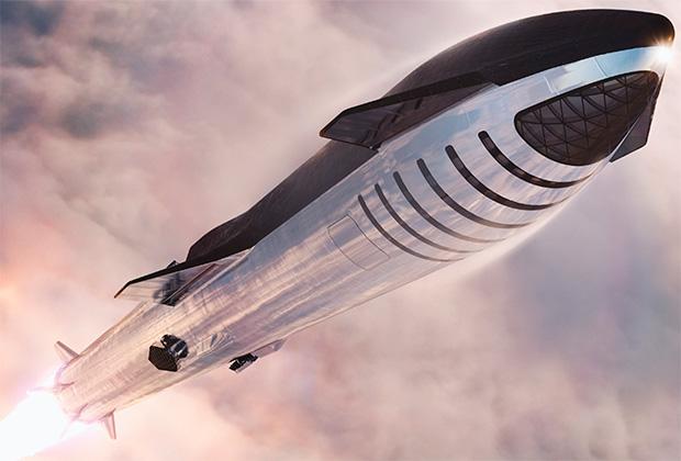 Starship N8