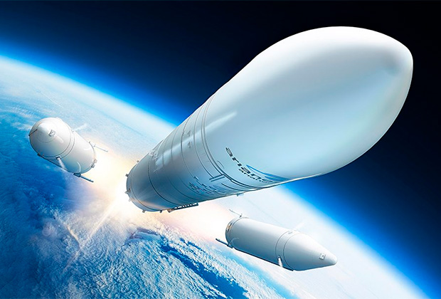 Ariane 6 (A62)