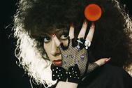 Певица Катя Суржикова, 1988 год