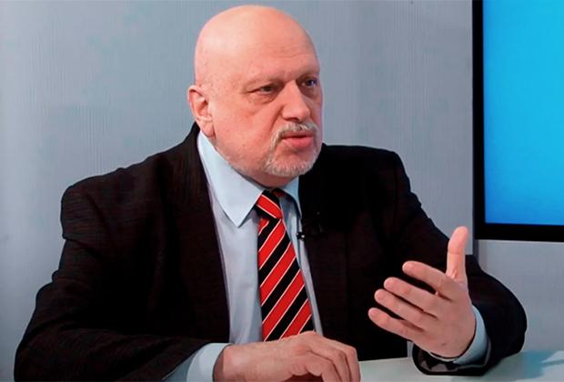 Генерал-майор ФСБ в запасе Александр Михайлов