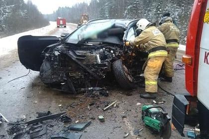Пострадавшая в ДТП с автомобилем спикера Ярославской облдумы умерла