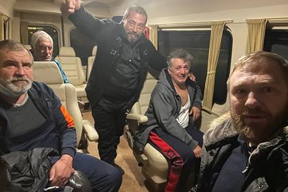 Арестованные в Ливии россияне оказались в стране из-за закончившегося топлива