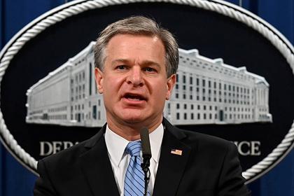 ФБР попросило американцев найти участников штурма Капитолия