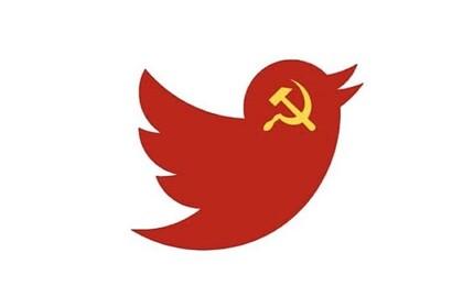 Штаб Трампа опубликовал логотип Twitter с советской символикой