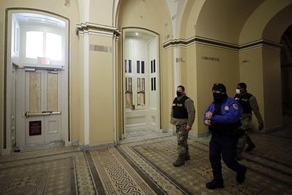На Украине призвали переоценить Евромайдан после штурма Капитолия