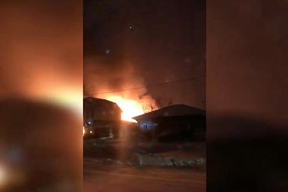 Задержана хозяйка сгоревшего нелегального дома престарелых в Тюменской области