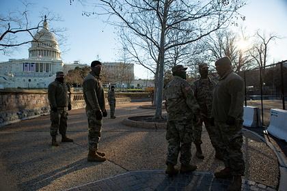 Раскрыто число дел о внутреннем терроризме в США после штурма Капитолия