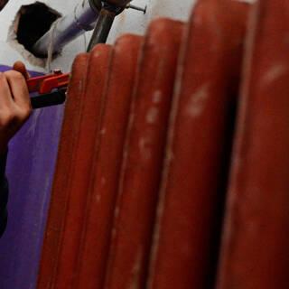 Россиянин заживо сварился в кипятке из-за прорыва батареи