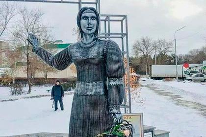 Скандальный памятник Аленке заменят на «красивый и миловидный»