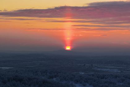 В Мурманске закончилась полярная ночь