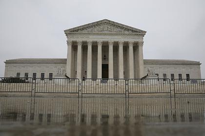 Верховный суд снова отказался пересмотреть результаты выборов в США