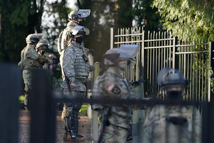 Пентагон разрешил задействовать 15 тысяч военных во время инаугурации Байдена