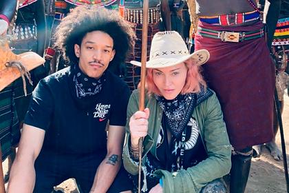 Ахламалик Уильямс и Мадонна