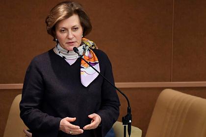 Глава Роспотребнадзора заявила о стабилизации ситуации с коронавирусом в России: Общество: Россия: Lenta.ru