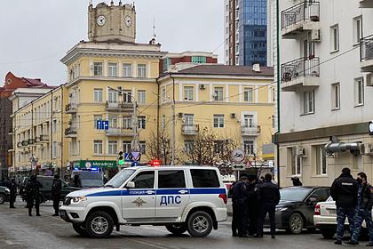Задержанных в Чечне родственников напавших на полицейских отпустили