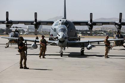 В России рассказали о возможной замене военных на наемников США в Афганистане