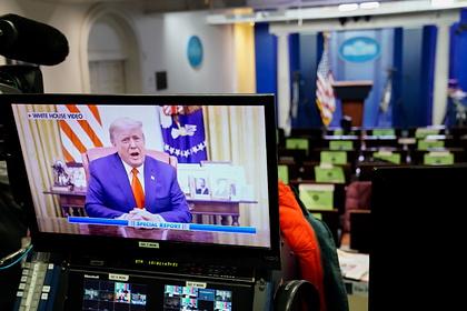 Трамп раскрыл признаки истинных сторонников: Политика: Мир: Lenta.ru
