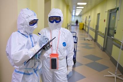 Медик спрогнозировал спад заболеваемости коронавирусом в России к концу зимы: Общество: Россия: Lenta.ru