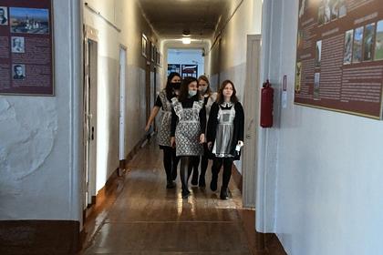 В школах российского региона отменили занятия из-за сильных морозов: Общество: Россия: Lenta.ru