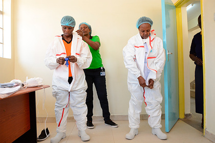 В Кении обнаружили 16 новых штаммов коронавируса: Происшествия: Мир: Lenta.ru