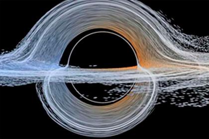 Найден способ получить энергию из черной дыры