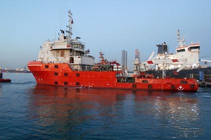 Необходимое для достройки «Северного потока-2» судно вернулось взону работ