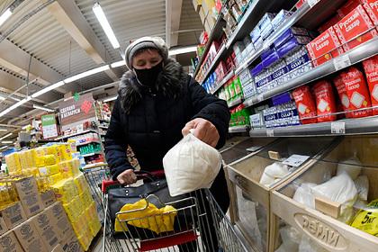 В России неувидели риска дефицита сахара имасла