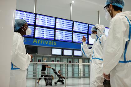 Франция ужесточит правила въезда в страну: Мир: Путешествия: Lenta.ru