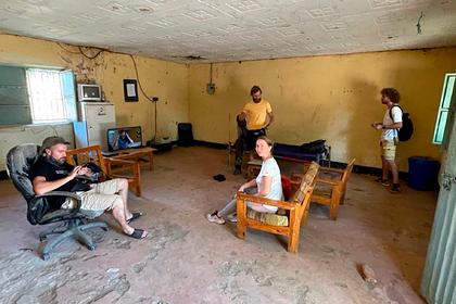 Варламова и Верзилова освободили из «отельного ареста» в Южном Судане