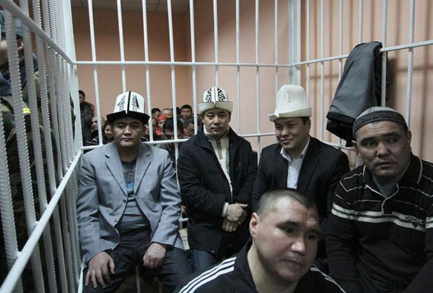 Сторонники Жапарова, обвиняемые в попытке госпереворота