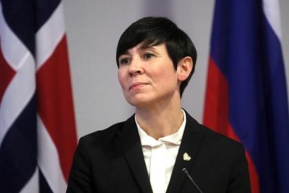 Норвегия осудила решение России выйти из Договора по открытому небу