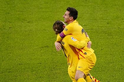 Месси захотел остаться в «Барселоне»