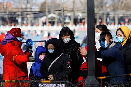 В Китае смоделировали варианты развития пандемии COVID-19