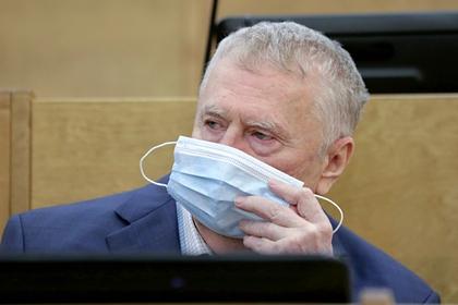 Жириновский захотел купить скандальный памятник Аленке