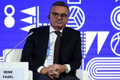 Президент IIHF рассказал о давлении из-за возможного проведения ЧМ в Белоруссии