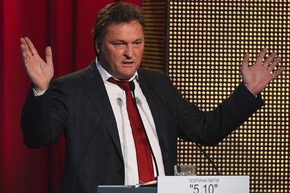 Украинский политик заступился за русский язык