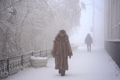 В России предсказали аномальные холода