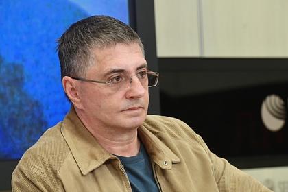 Доктор Мясников заявил о «стене абсолютного непонимания» лечения COVID-19 дома