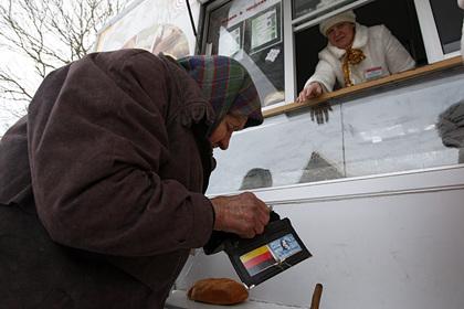 Россияне увеличили траты после Нового года
