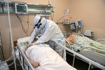 В России выявили 23 586 новых случаев заражения коронавирусом