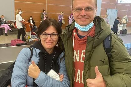 Российский врач спас ребенка от смерти в небе над Атлантическим океаном