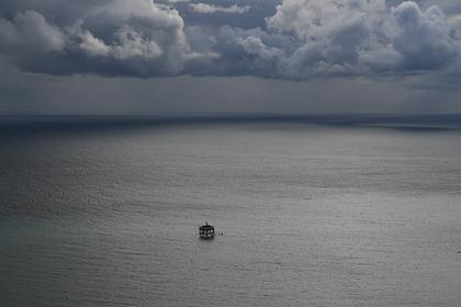 В Черном море затонул украинский сухогруз