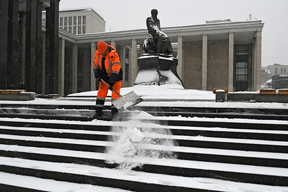 Москвичам пообещали «дно холода»