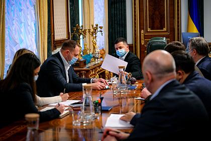 Зеленский оценил решение украинского правительства снизить цену на газ