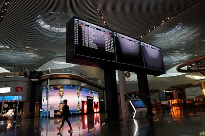 Назван самый загруженный в 2020 году аэропорт